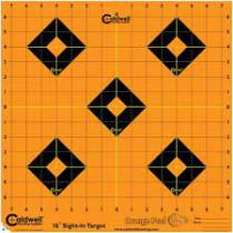 """Caldwell Orange Peel Sight-In Target: 16"""""""