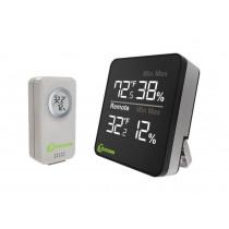 Lockdown Wireless Digital Hygrometer