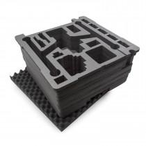 Nanuk 970 Foam Insert for DJI Inspire 2