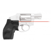 Crimson Trace LG-405 Lasergrips For Smith and Wesson J-Frame Round Butt
