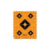 """Caldwell Orange Peel Sight-In Target: 8"""""""