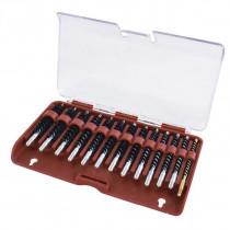 Tipton Nylon Bristle Rifle Bore Brush Set, 13 Pcs