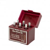 Tipton Bronze Bristle Shotgun Bore Brush Set, 6 Pcs