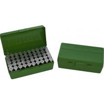 MTM Ammo Box 50 rd. Flip-Top 44MAG/45LC