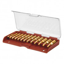 Tipton Solid Brass Jag Set, 13 Pcs