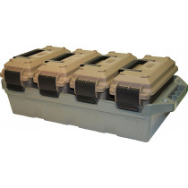 MTM 4-Can Ammo Crate 30 CAL