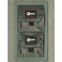 G.P.S. Key Storage Pouch Twin Magnetic