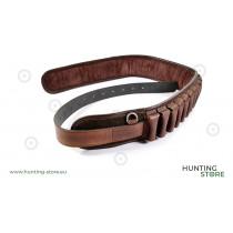 Blanc Cartridge Belt 24P, real leather