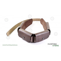 Blanc Cartridge Belt 4 x 6P, real leather