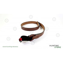 Blanc Rifle Sling 100 cm, real leather