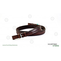 Blanc Rifle Sling 106 cm, real leather
