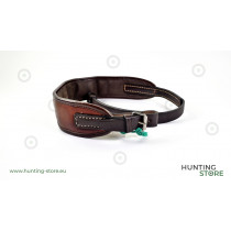 Blanc Rifle Sling 88 cm, real leather