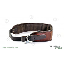 Blanc Rifle Sling 90 cm, real leather
