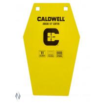 """Caldwell AR500 10"""" Coffin"""