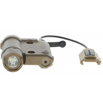 Crimson Trace Tan Rail Master Pro Laser And Sight Tactical Light System