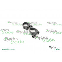 EAW Roll off Rings, picatinny/weaver, Dural, 30mm, BH 10.0mm