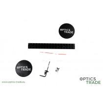 ERA-TAC picatinny rail - Remington 700 short 20 MOA