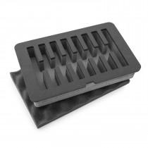 Nanuk 909 Foam Insert for 8 Knives