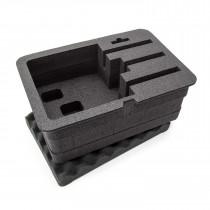 Nanuk 918 Foam Insert for 3UP Revolver Case