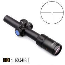 Discovery Optics HD 1-6x24