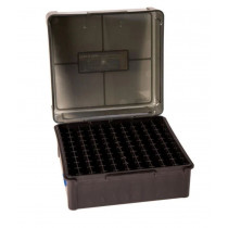 Frankford Arsenal Hinge-Top Ammo Box, 10 mm-.45 ACP