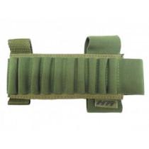 HuntRange Butt Stock Cartridge Carrier, L, 10K