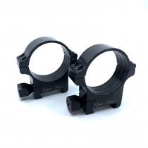Optik Arms Weaver Rings, 36 mm, thumb screw