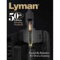 Lyman 50th Reloading Handbook Hardcover