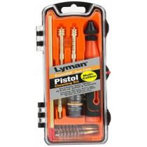 Lyman Essential Pistol Cleaning Kit 9 mm, .40 - .45 ACP Caliber