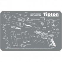 Tipton Glock Maintenance Mat