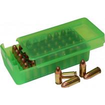 MTM Ammo Box 45ACP 40SW 50rd Slide