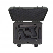 Nanuk 910 2UP Gun Case for Glock