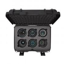 Nanuk 918 Case for 6 lens