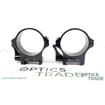 Optik Arms Weaver Rings, 40 mm, Quick-release, 9 mm