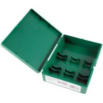 RCBS Die Storage Box, Green