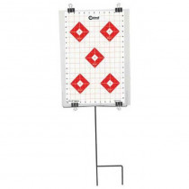 Caldwell Ultra Portable Target Stand withTargets