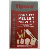 Tipton Complete Pellet Pistol Kit, 250 Pcs