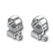 EAW Roll off Rings, Weaver, 30mm (1ˇ), BH 17.0mm, medium