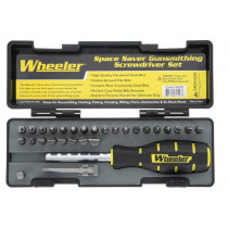 Wheeler Space-Saver Screwdriver Set